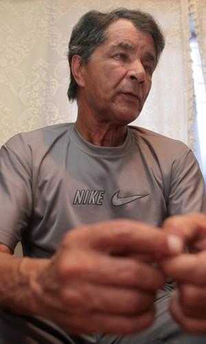 Marinho jogador colorado  (Foto: Arquivo/Tribuna do Paraná)