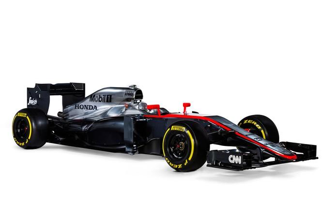 mclaren formula 1 carro novo (Foto: Site Oficial McLaren)
