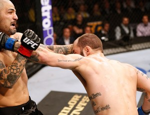 Sam Sicilia x Akira Corassani UFC 182 Suécia (Foto: Josh Hedges / Getty Images)