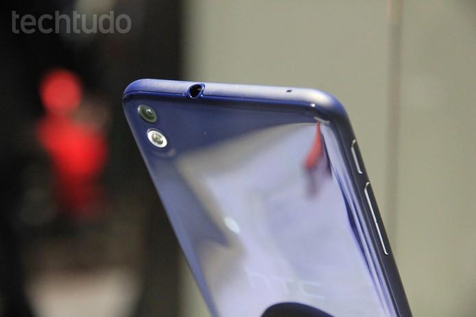 Novo tablet da HTC (Foto: Isadora Díaz/TechTudo)