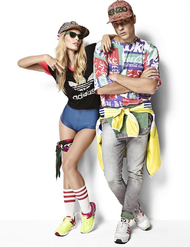 Yasmin Brunet e marido, Evandro Soldati (Foto: Divulgação / Revista Gloss)