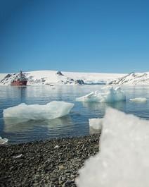 Brasil participa de reuniões para proteção da Antártica