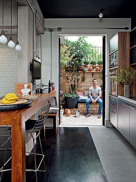 decorar jardim jogos:Não são muitos, mas alguns apartamentos têm um pequeno jardim. O