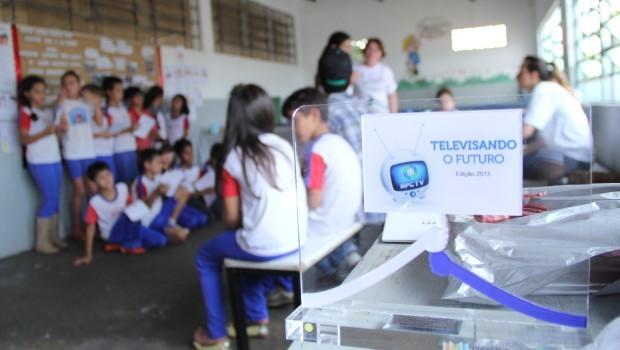 Material será enviado aos professores inscritos no projeto (Foto: Divulgação/RPCTV)