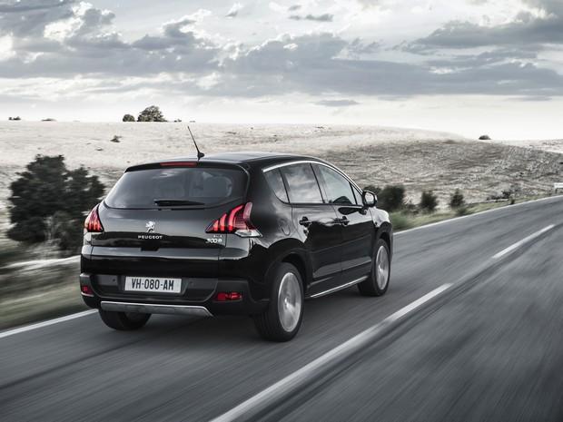 Novo Peugeot 3008 (Foto: Divulgação)