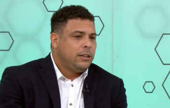 """Ronaldo diz que Dunga e jogadores  da Seleção não possuem """"sintonia"""""""