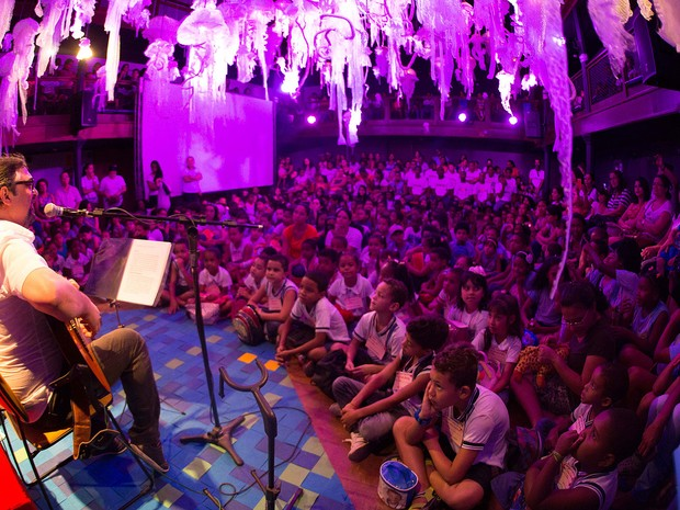 Fliquinha (Foto: Daniele Rodrigues/Flica)