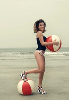 'Não acredito em nenhuma dieta', diz a musa fitness Gabriela Pugliesi