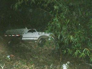 acidente em nazaré das farinhas; bahia (Foto: Divulgação/Site Voz da Bahia )