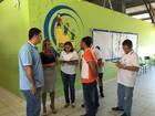 Secretaria faz visita em escolas de Boa Vista que estão repondo aulas
