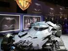 Novo Batmóvel é revelado antes da estreia de 'Batman vs Superman'