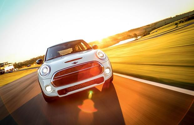 Mini Cooper S  (Foto: Rafael Munhoz)
