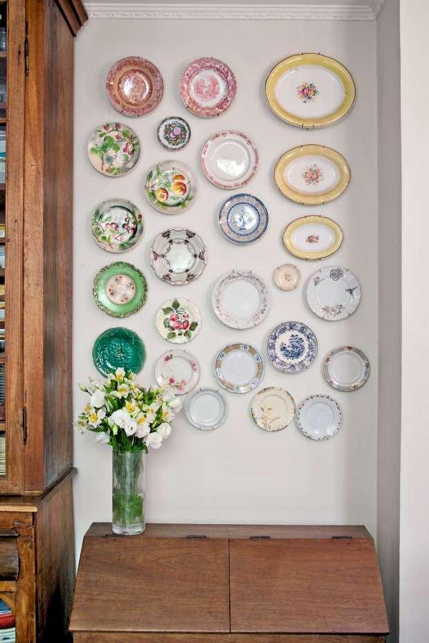 Coleção de pratos (Foto: Edu Castello/Editora Globo)