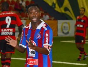 Edilson lamentou falta de apoio ao Bahia (Foto: Davi Pereira/Champions Comunicação)