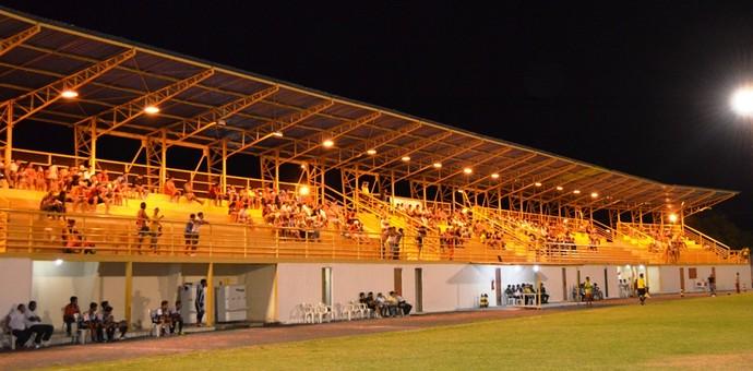 Estádio Ribeirão Roraima (Foto: Nailson Wapichana)
