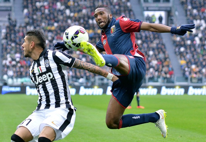 Zakarya Bergdich Genoa (Foto: AP)