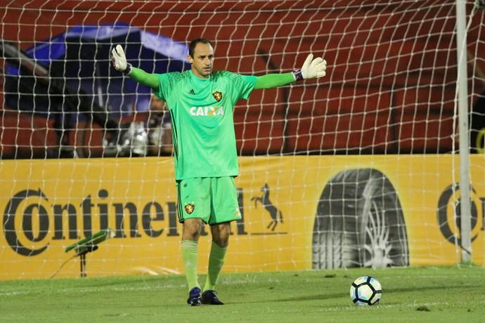 Magrão Sport (Foto: Marlon Costa / Pernambuco Press)