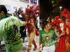 Deu ruim! Musas e rainhas passaram sufoco para brilhar em desfiles do RJ e SP