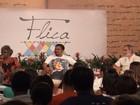 Makota Valdina e Pepetela falam sobre influência africana no Brasil