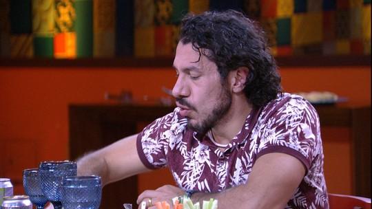 Rômulo sobre Marcos: 'Ele é pau mandado'