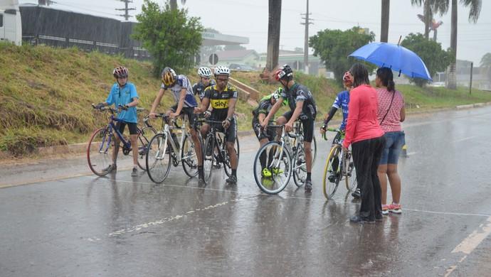 VI Volta Ciclística do Interior de Rondônia (Foto: Magda Oliveira / GloboEsporte.com/ro)