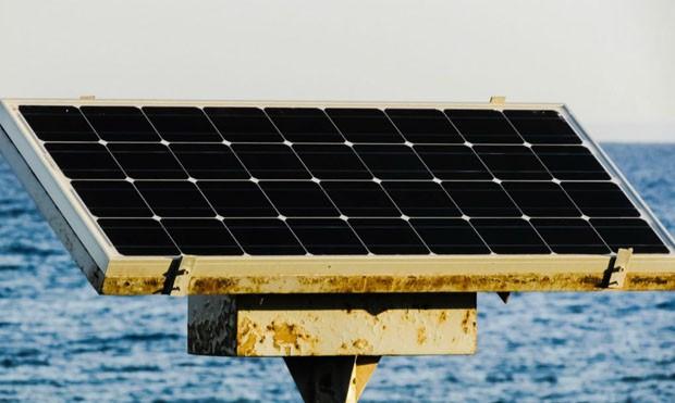 China inaugura maior fazenda solar flutuante do mundo (Foto: Reprodução)