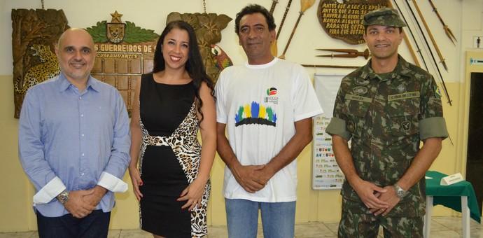 Jogos Indígenas de Roraima (Foto: Nailson Wapichana/GloboEsporte.com)