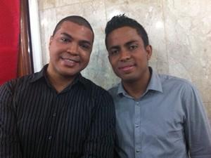 União estavel de gays (Foto: Christiano Ferreira/G1)