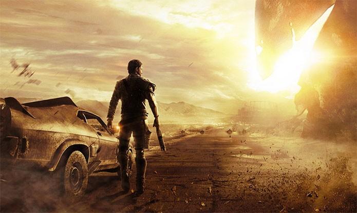 O mapa de Mad Max é vasto (Foto: Divulgação)