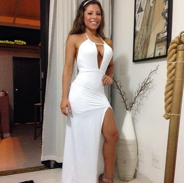 Andressa Ferreira (Foto: Reprodução)