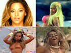 'Negra Loura': veja as famosas que estão arrasando com o visual contrastante