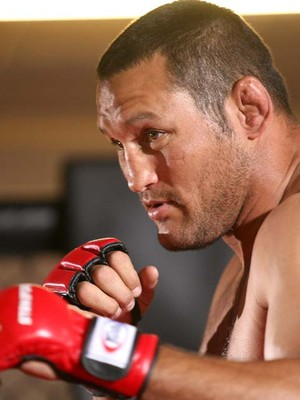 lutador Dan Henderson (Foto: Getty Images)