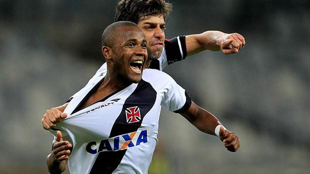 willie juninho pernambucano vasco gol cruzeiro brasileirão (Foto: Marcelo Sadio / Vasco.com.br)