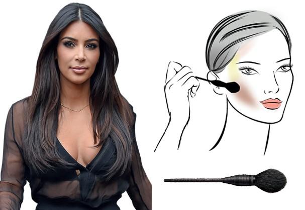 Aula de contorno: inspire-se nas famosas e aprenda a modelar o rosto