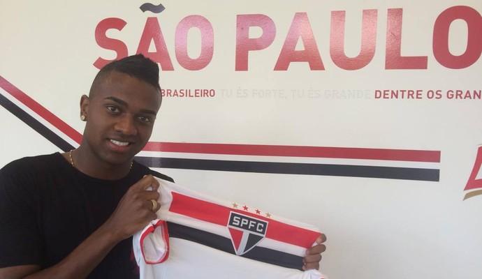 Kelvin São Paulo (Foto: Marcelo Hazan)