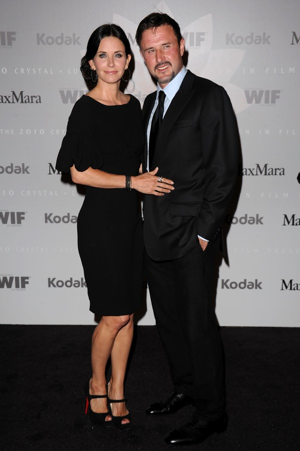 Courteney Cox e David Arquette foram casados por 14 anos (Foto: Getty Images)