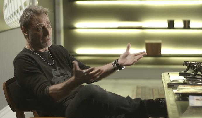 Gordo se oferece para pagar a dívida de Gui (Foto: TV Globo)