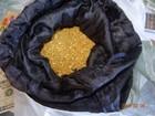 Colombianos são presos com ouro falso (Divulgação/4º BPM)