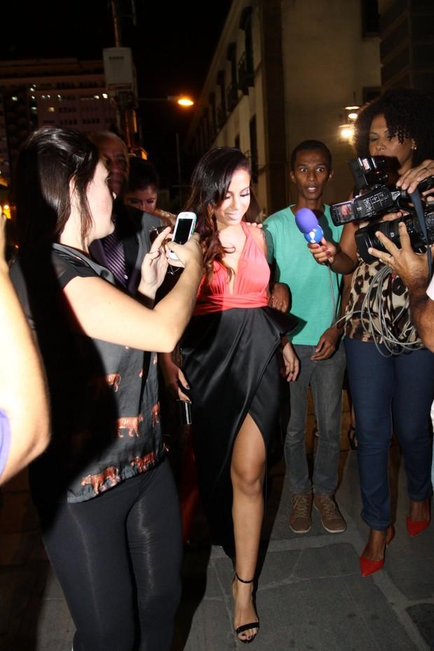 Anitta (Foto: Wagner Santos e Thyago Andrade/Foto Rio News)