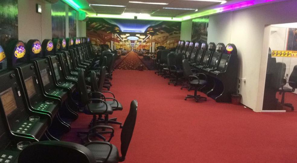 As duas casas de jogos de azar faturavam R$ 3 milhões por mês. em Fortaleza (Foto: SSPDS/Divulgação)