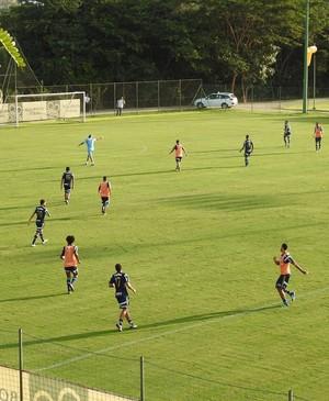 Treino do Palmeiras Atibaia (Foto: Rodrigo Faber)