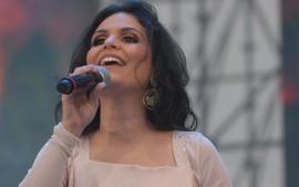 Aline Barros (Foto: TV Globo/Zé Paulo Cardeal)