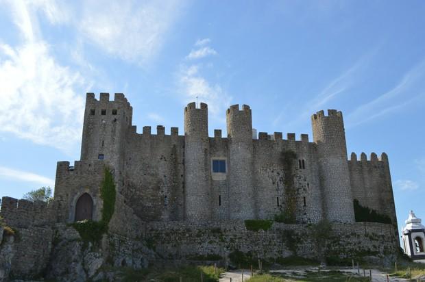 Pousada Castelo Óbidos, em Portugal  (Foto: Reprodução/feeling portugal)