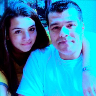 Petra Mattar e Maurício Mattar (Foto: Instagram/ Reprodução)