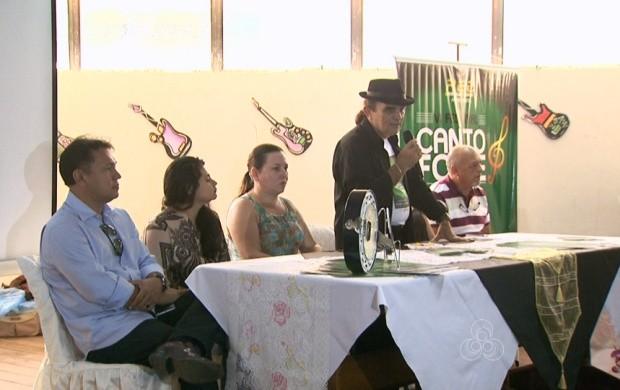 Já estão abertas as inscrições do festival Canto Forte de Roraima (Foto: Roraima TV)