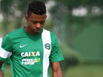 Moacir Coritiba (Foto: Divulgação / Site oficial do Coritiba)