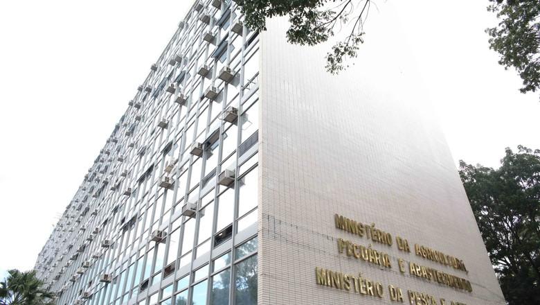 Prédio do Ministério da Agricultura (Foto: Divulgação/ MAPA)