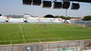 Estádio, Tenente Carriço, Tenentão, Penápolis, CAP, Penapolense (Foto: Sérgio Pais)