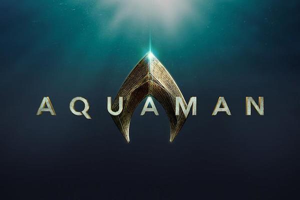 O logo de Aquaman (Foto: Reprodução)