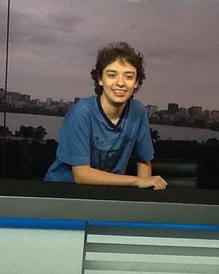 Daniel Barud mantinha amizade com vários nomes do jornalismo esportivo  (Foto  Reprodução Facebook 22c88777633c8
